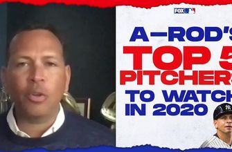 A-Rod's top 5 pitchers to watch in the 2020 MLB season