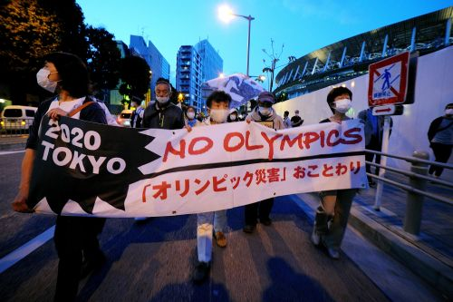 IOC President Thomas Bach cancels Japan trip with COVID-19 threatening Olympics