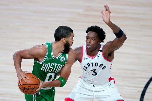 NBA bubble breakdown: Boston Celtics know rout of Toronto Raptors means 'nothing'
