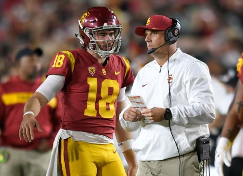 Bowl eligibility, bragging rights at stake against UCLA, not their coach's future, USC players say