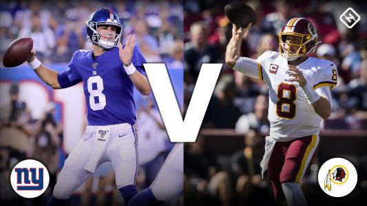 What channel is Giants vs. Redskins on today? Schedule, time for Week 4 game