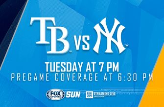 Preview: With playoffs out of the picture, Rays focus on strong finish to season