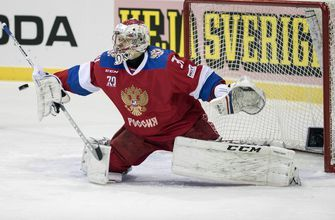 Islanders sign goalie Sorokin to $2M deal for next season