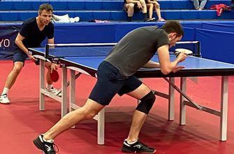 Anyone can try out for the U.S. Olympic table tennis team, so we did - and here's how it went