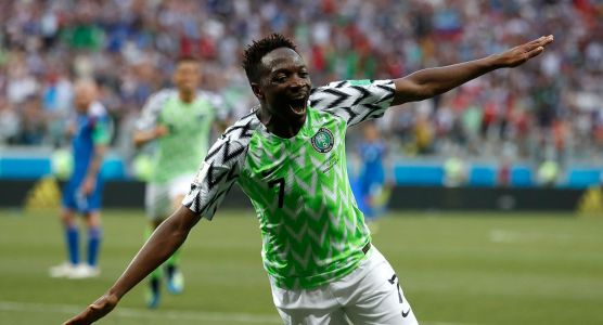 Nigeria's win over Iceland huge for Argentina