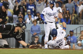 Marlins' rally comes up short, fall to Dodgers 10-6