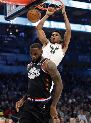 Antetokounmpo scores 38, but is denied MVP in defeat