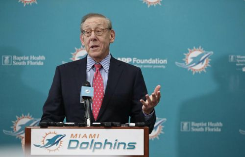 There definitely will be an NFL season, Dolphins owner says