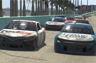 Relive the iRacing Pro Invitational at virtual Texas
