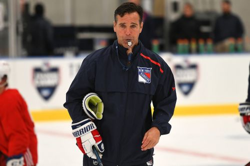 Rangers fire coach David Quinn with eye on experienced replacement