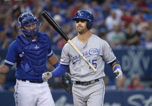 Royals' Whit Merrifield has some choice words for Astros' Jose Altuve