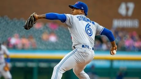 Game Wrap: Blue Jays offence backs Stroman's terrific outing