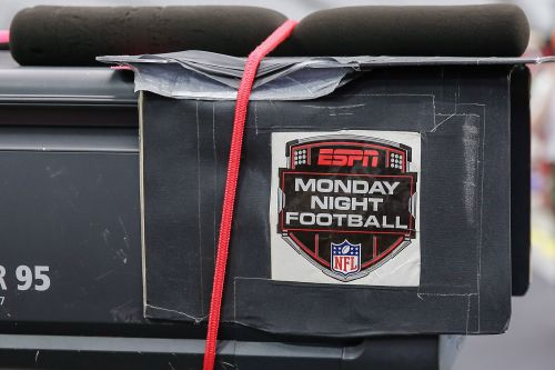 ESPN won't change 'Monday Night' booth with NFL Saturday a possibility