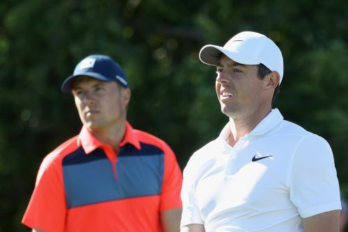 Rory McIlroy, Jordan Spieth getting destroyed at US Open