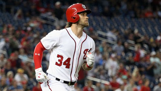 MLB hot stove: Bryce Harper's agent indicates Yankees could be bluffing
