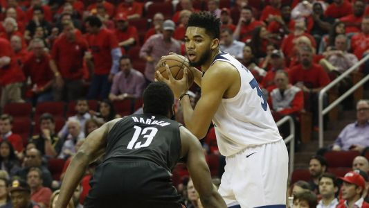 Why the teetering Timberwolves are this season's most compelling team