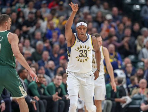 Pacers celebrate Victor Oladipo's return to lineup, repay Bucks with a thumping