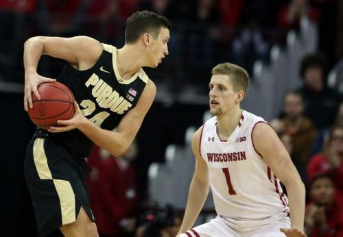 Purdue Boilermakers vs. Wisconsin Badgers - 1/24/20 College Basketball Pick, Odds & Prediction