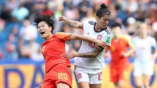 Women's World Cup 2019: China, Spain advance after 0-0 tie