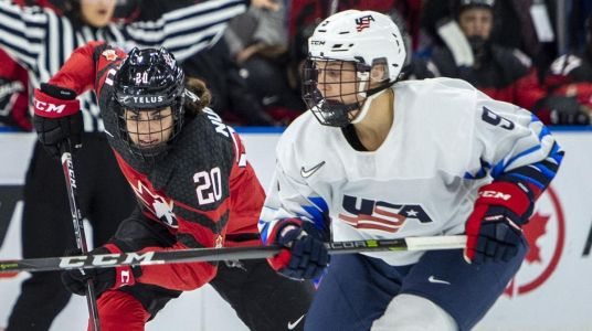 Dave Feschuk: Women's hockey tour hits town selling the stuff that dreams are made of