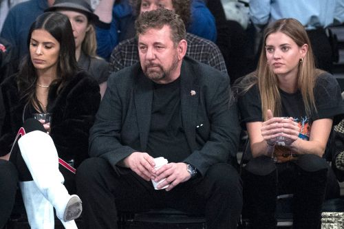 Knicks fans are slowly winning the war against James Dolan