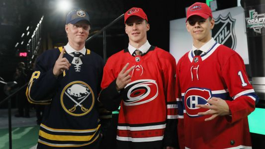 NHL Slide Rule: Which youngsters will stick, or be sent packing, after first nine games