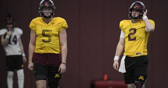Big Ten is filled with quarterback competitions as spring football ends