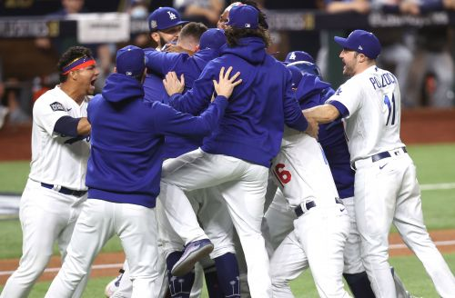 Dodgers' World Series bet came through, but Game 6 play did not