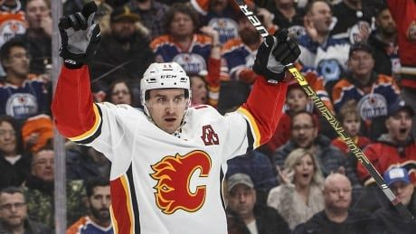 Flames light up Oilers in provincial showdown