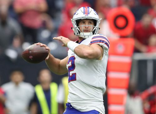 Released Bills quarterback Nathan Peterman works out for Lions, ESPN reports
