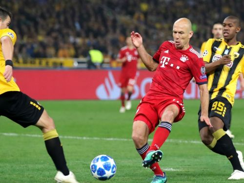 Robben and Rafinha want more from Bayern