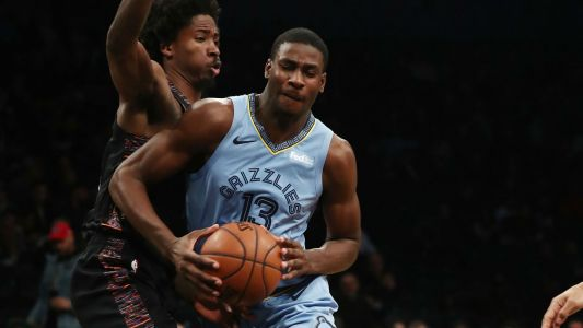 Grizzlies rookie Jaren Jackson Jr. sidelined for 'foreseeable future,' report says