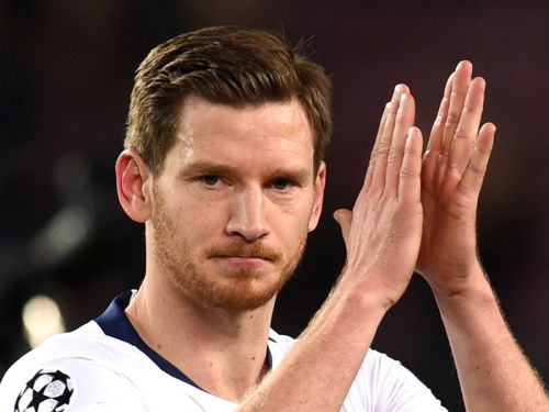 Tottenham extend Vertonghen contract