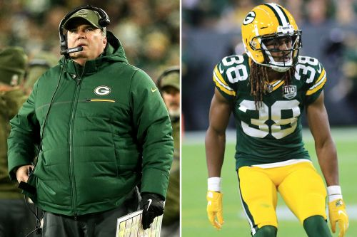 Packers vet doesn't hold back frustration at cautious coach