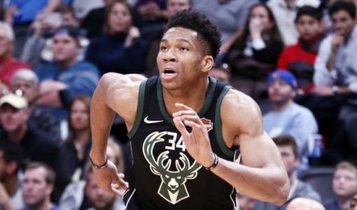 Giannis Antetokounmpo incertain pour le duel avec LeBron James
