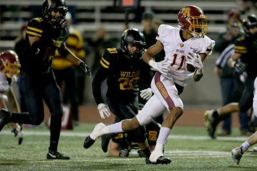 CIF football: M-A unleashes its not-so-secret weapon