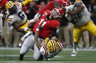 Heisman coronation? Burrow leads LSU past Georgia 37-10