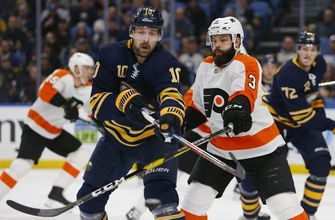 Sabres suspend Berglund for failing to report to team