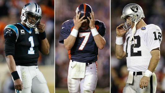 Ranking the 10 worst Super Bowl performances by quarterbacks