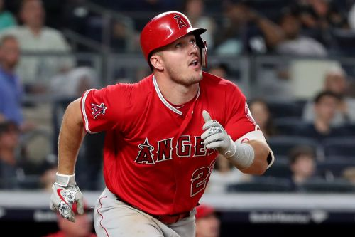 Mike Trout is moving on from HGH accusations