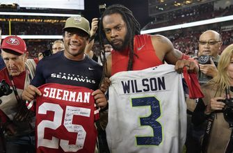 NFL players are banned from exchanging jerseys after games