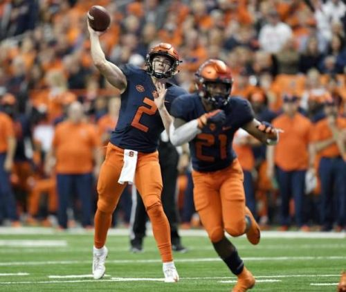 Big game on any stage: No. 3 Notre Dame vs. No. 12 Syracuse