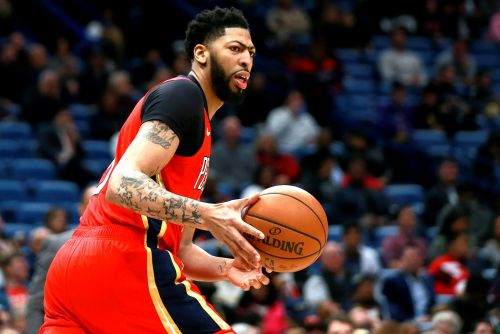 Pelicans lay out 'next step' in their Anthony Davis plan