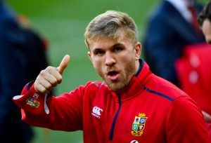 British & Irish Lions team to play South Africa - Second Test