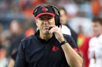 Louisville looks to clinch bowl eligibility at NC State