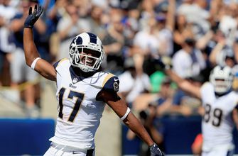 Robert Woods talks growing up in Los Angeles and playing in the Ram explosive offense