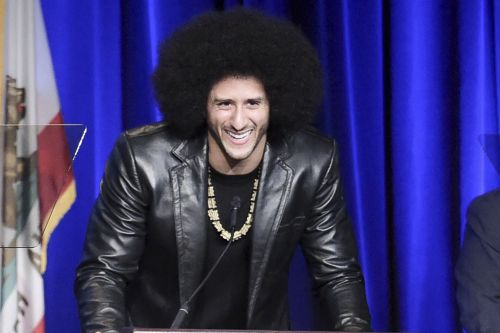 Colin Kaepernick wants in on Panthers ownership