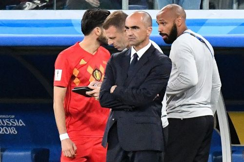 Belgium denied by 'small margins' in France defeat, says Martinez
