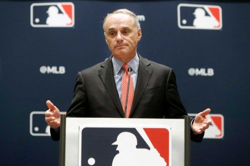 MLB labor talks don't seem to be going very well