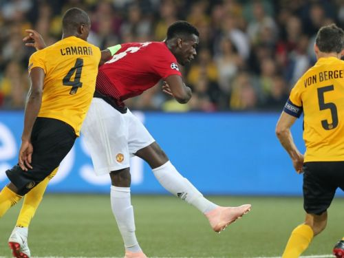 Young Boys 0 Manchester United 3: Pogba double inspires Red Devils